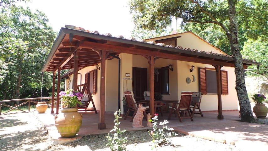 Orizzonti Castelluccio Sole e Luna - Monteverdi Marittimo - House