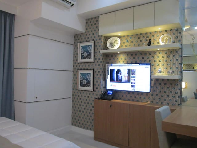 Greenfield District Studio For Rent - Mandaluyong - Flat