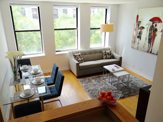 Gorgeous Manhattan Apt  - 15 mins to Times Square