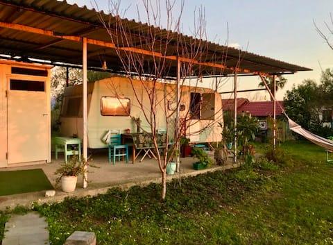 Cozy Camper-Home near the sea