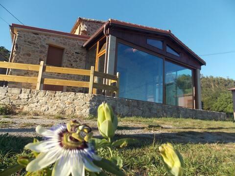 Casa Das Fiadeiras de Nemiña Turismo Rural Costa d