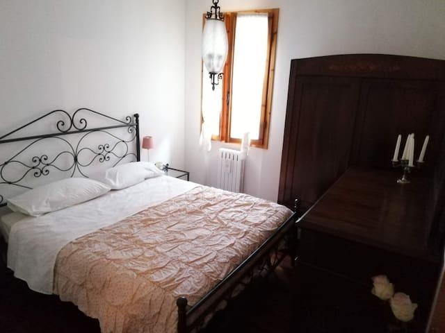 La dimora dei viaggianti - Bedroom Rosa