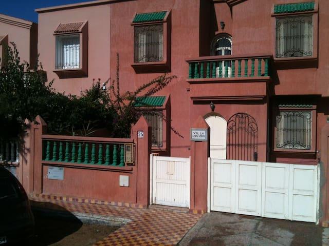 Villa Souira MAROC - Souira Kedima - Huis
