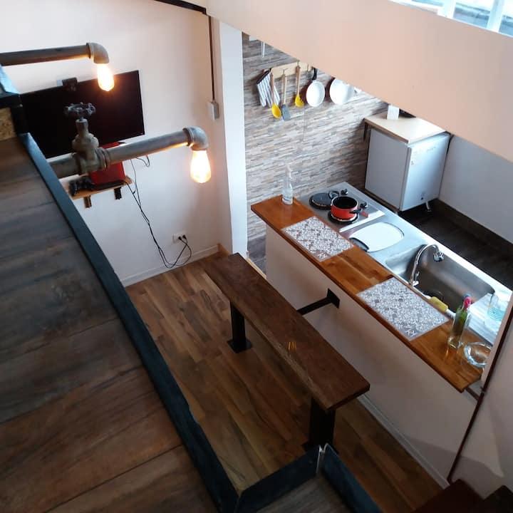 apartamento-altillo  chapinero facil acceso