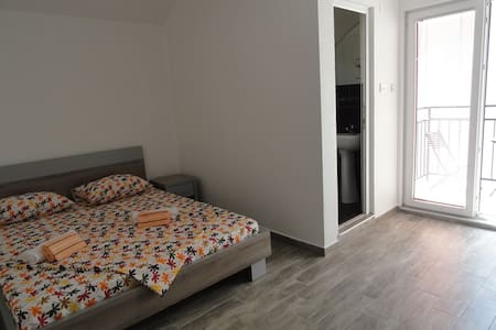 NewLine room for two - near city center #208 - Budva