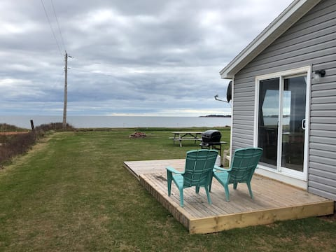 Cottages on PEI- 1 Bedroom Ocean View Cottage