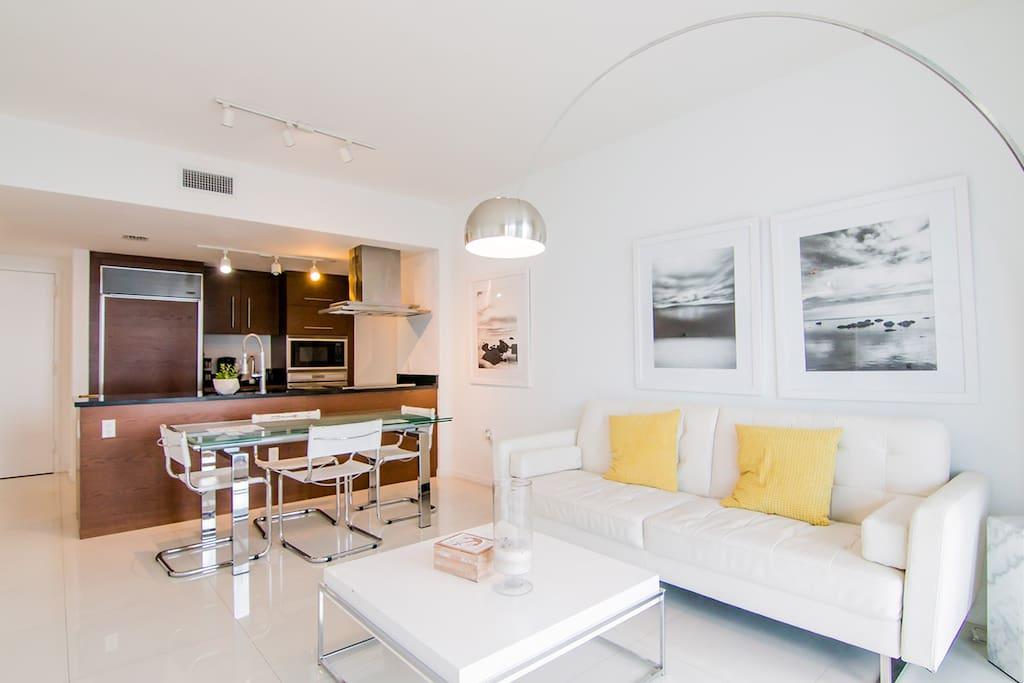 Spectacular Condo in Miami's most exclusive location