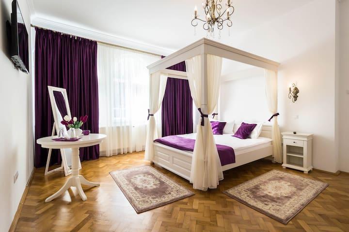 Vila Mărioara, Apartment
