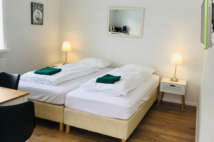 Birta Annex room with private bathroom