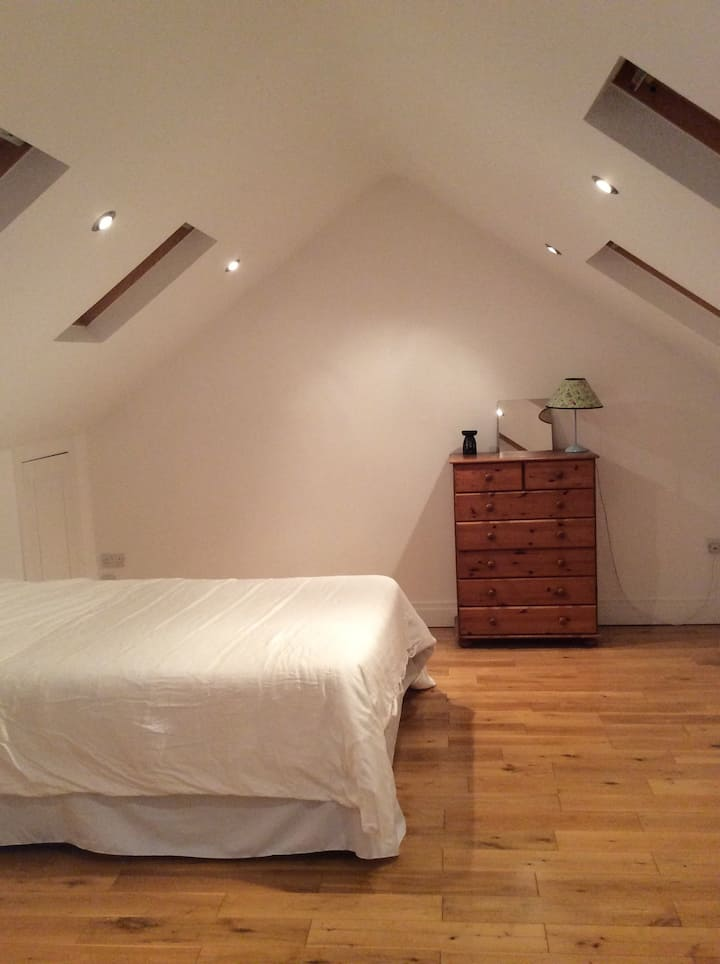 Cosy double room with ensuite