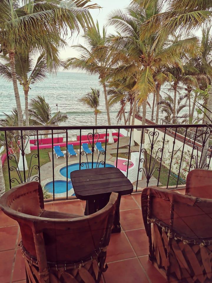 Casa María Hotel Boutique Ocean Front Condo 1