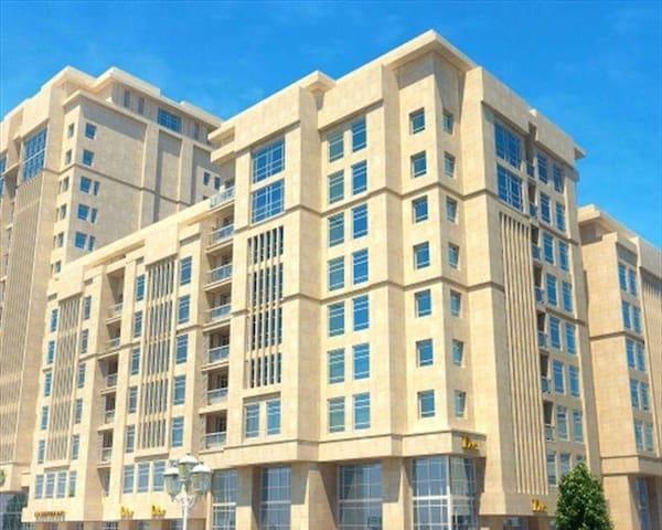 Новая,красивая  2х ком.кв. рядом с  Экспо - Astana - Apartment