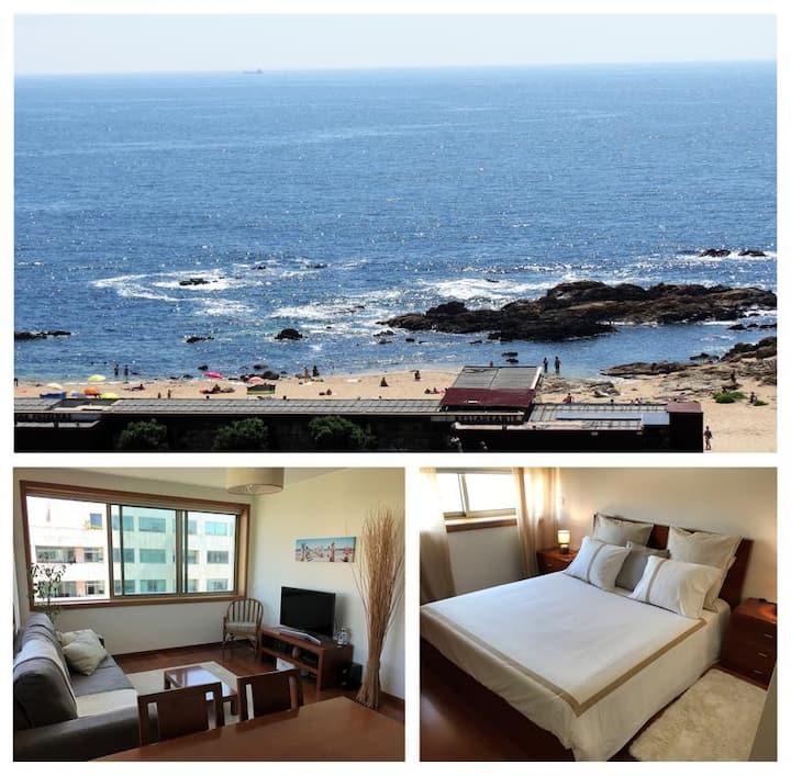 Love Sea Apartment, Leça da Palmeira (Porto)