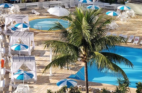 "Flat Praia Camboinhas ""Apart Hotel Porto Itaipu"""