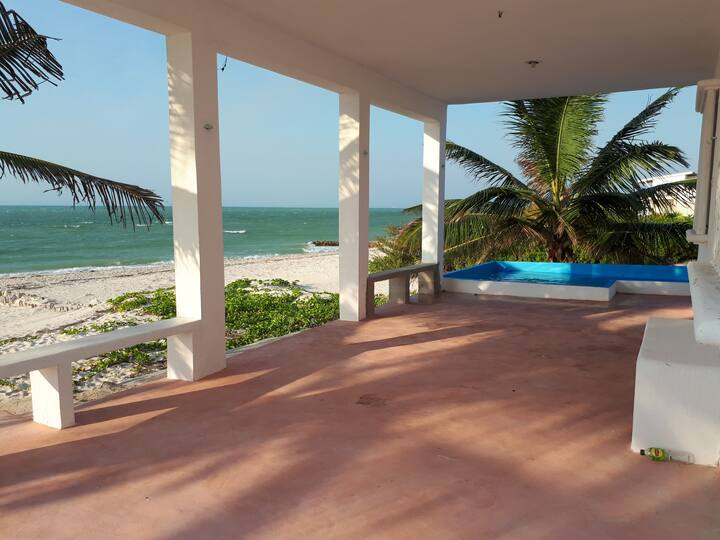 "Casa ROTARY ""Aida beach chelem"""