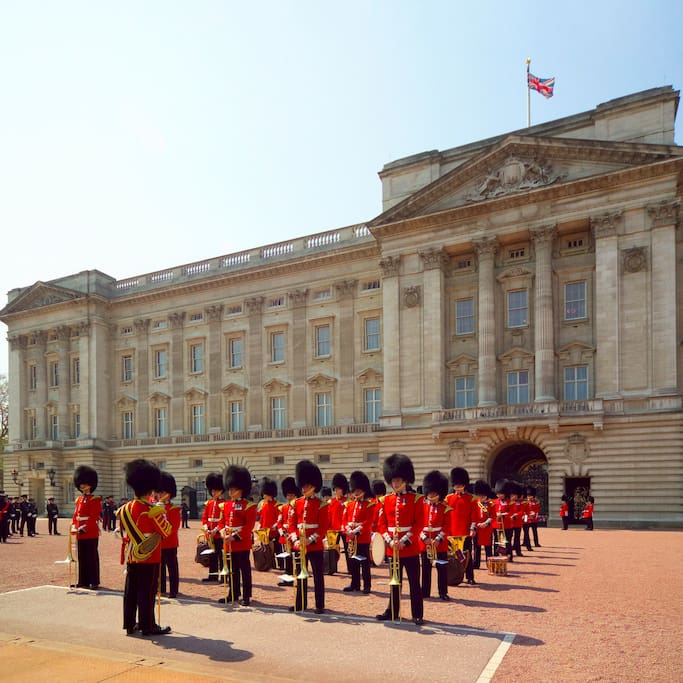 Photo of Buckingham Palace