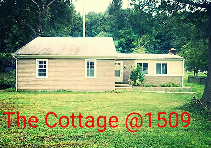 The Cottage @1509 - Accokeek - Hus