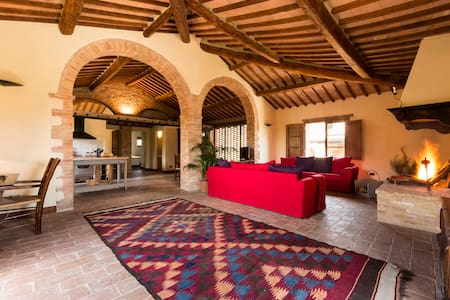 Archi Loft - Montalcino - Çatı Katı