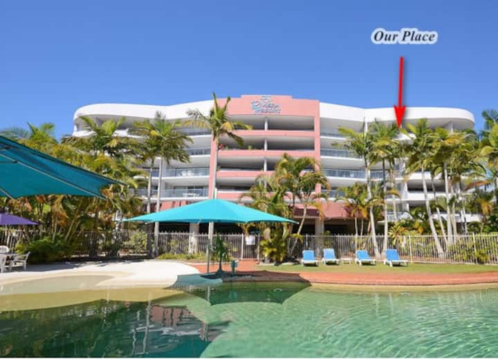 Tropical Oasis Retreat in Hervey Bay