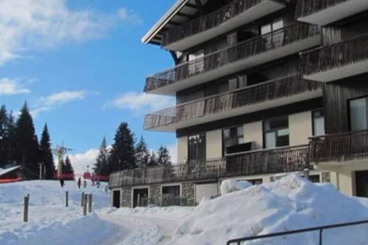 Charmant T2 situé sur les pistes de ski - Grizzly