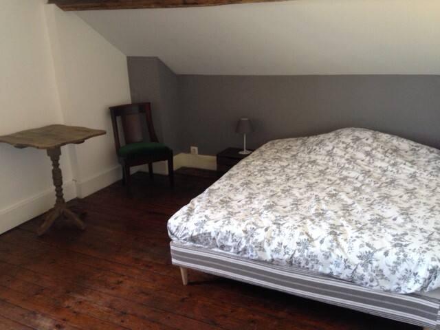 Loue chambre à côté de la gare de Bourges