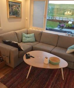 Nytt rekkehus i koselig boligfelt - Sandnes - Byhus