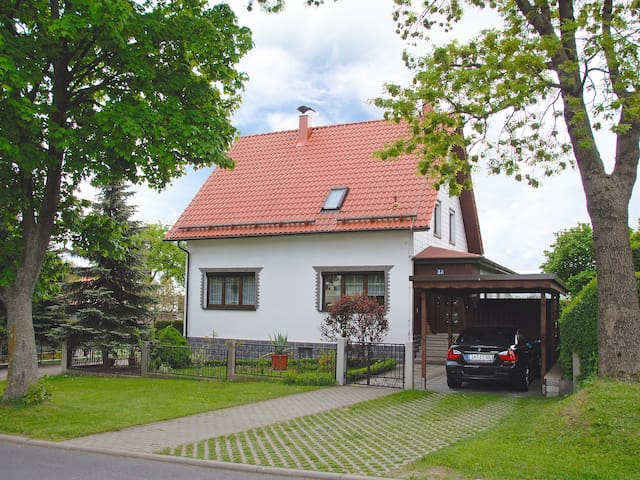 """Schneider"", 2-room granny flat 40 m² for 2 persons"