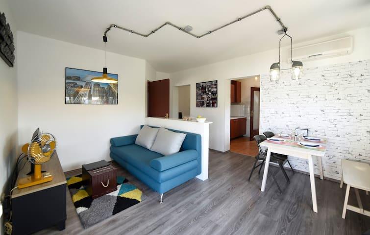 B&B Tara Rooms - Apartment (4p) - Velika Gorica - Apartamento