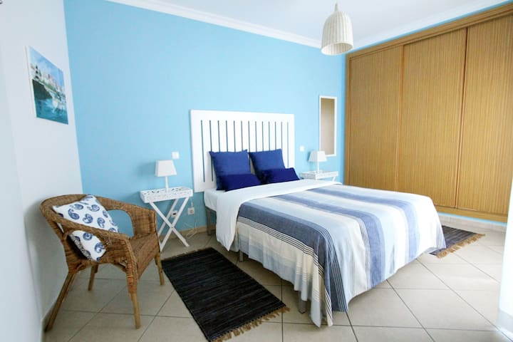 Casa a Sul, Lagos GuestHouse quarto duplo