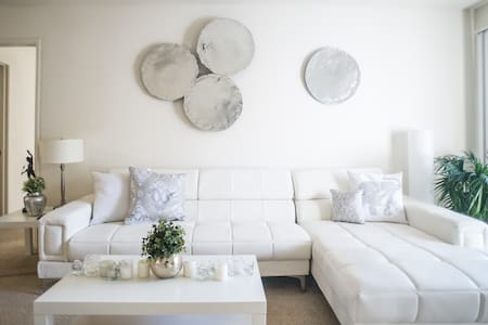 Spacious and stylish beach apartment - Encinitas - Appartement