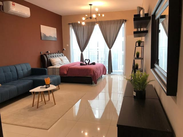 SMS PRIVATE STAY Luxury Studio NEAR ANGSANA MALL
