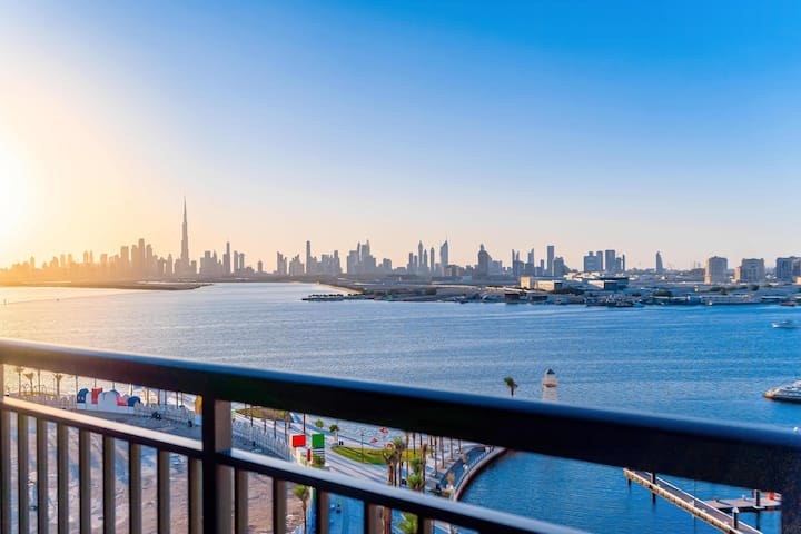Dubai Creek Harbour*3BR+Maid's-On the waterfront