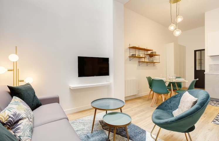 Cosy 1-Bedroom Apartment near the Invalides