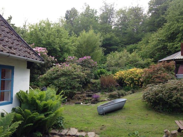 Idyllisk sommerhus i nærheden af Allinge og Vang - Allinge - Cabin