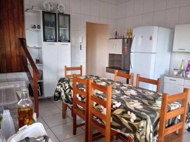 Apartamento para alugar por temporada em Prado-BA.