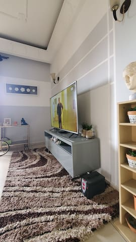 Chic Appart 3 grand balcons belle terasse Wi-Fi