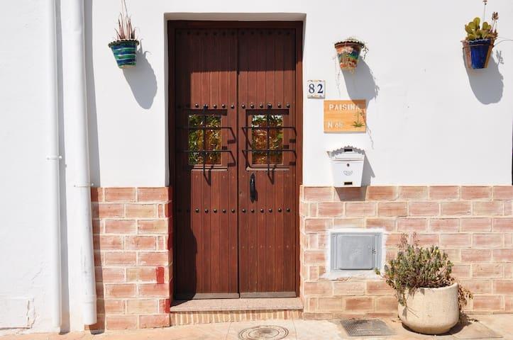 Charming house in Nijar near Cabo de Gata's Park