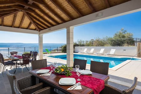 BeachFront Villa Lara Studio Apartment-07 - Lokva Rogoznica - Apartment