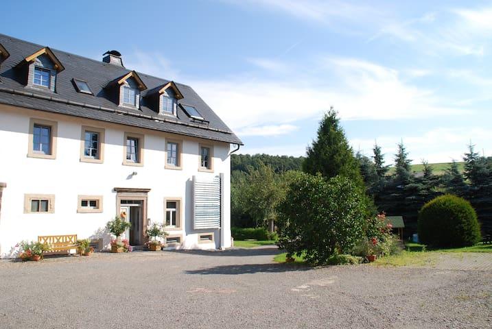 Top-Ferienwohnung in Sachsen