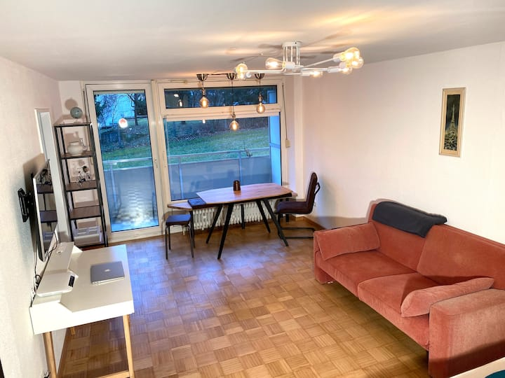 private,clean apt. FFB, near Ammersee/MUC/Augsburg