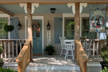 High Cotton Cottage B&B Saint Jo, TX