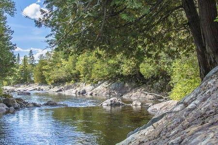 Chalet des Cascades - Lac-Etchemin - Chalet