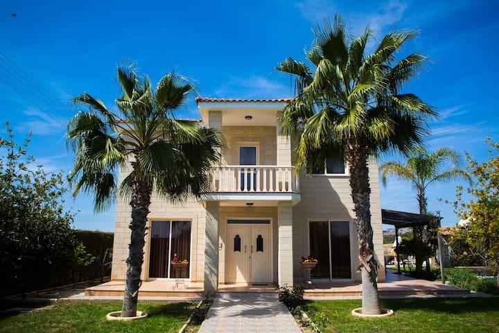 Larnaka Villa Alexander - Oroklini - Haus