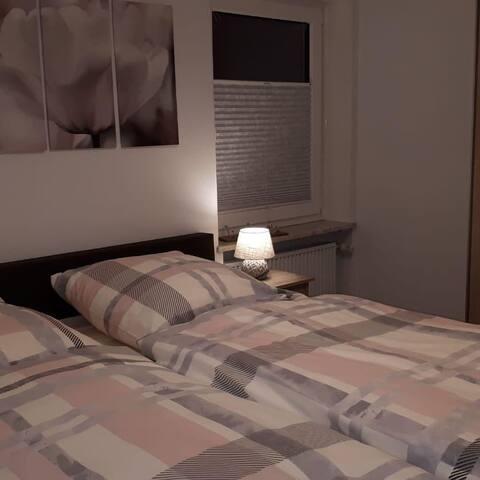 Citylight Winterberg (Winterberg) -, Ferienwohnung Citylight - 107 qm/ 3 Schlafzimmer/ 1 großes Wohn-/Esszimmer/ Balkon