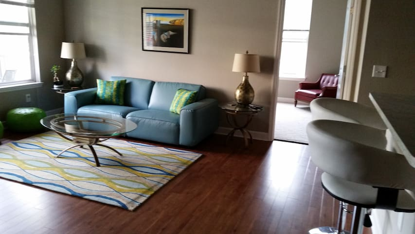 Upscale Apt. Near I-77 & Carowinds - Fort Mill - Apartament