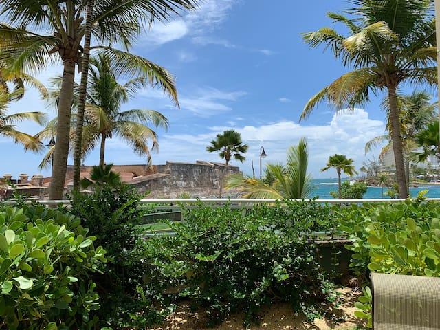 Seagrape THE BEST STUDIO at Condado Lagoon Villas