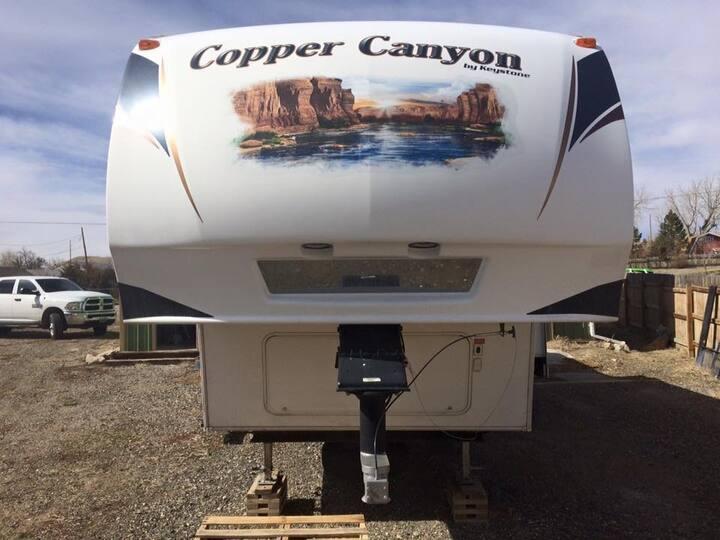 Camp Wagon trail
