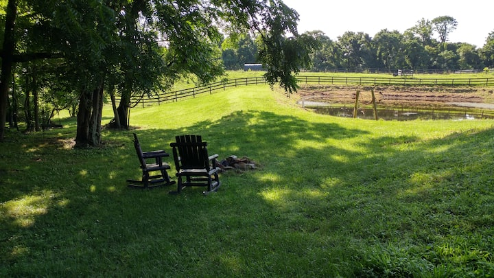 Barn Apartment in VA Wine Country