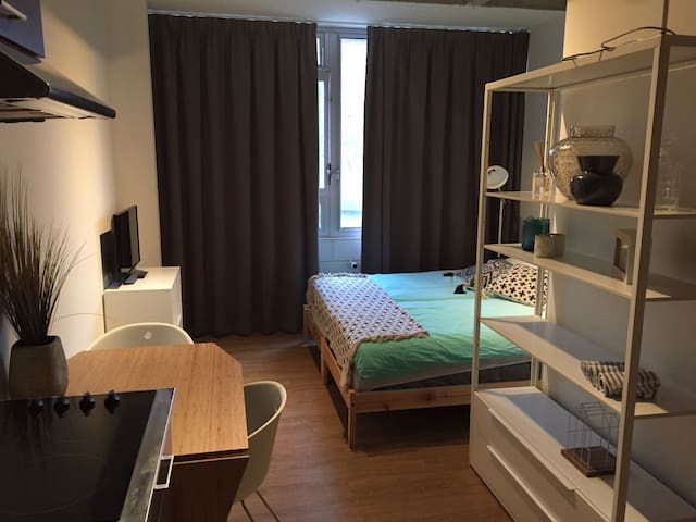 Brand new studio in the city centre - Zwolle - Appartement