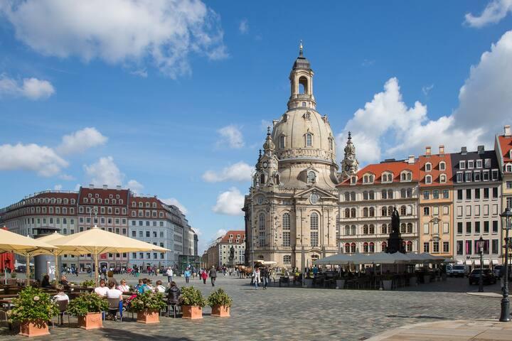 Ferienhaus in Dresden und Radebeul - Radebeul - Condomínio